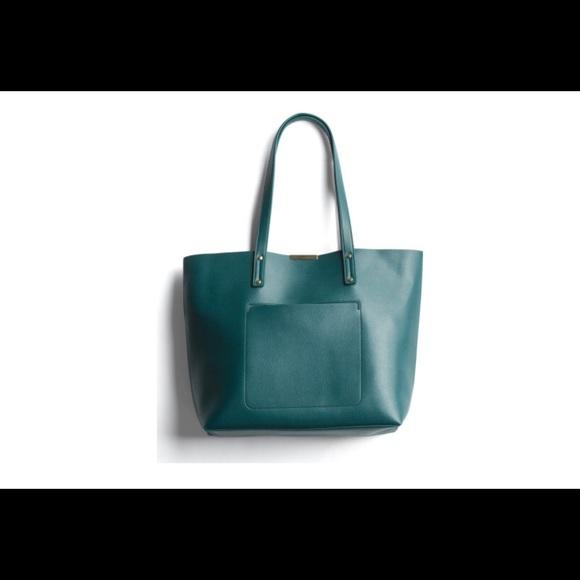 ac75552b02cf Urban Expressions Bags | Teal Green Tote Last Chance | Poshmark